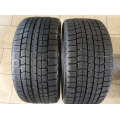 235 45 17 Dunlop Graspic ds3, 2 шт., зима,
